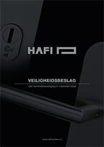 HAFI Veiligheidsbeslag
